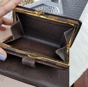 Louis Vuitton Bags - Louis Vuitton Vintage wallet Damier ebene